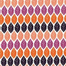 Michael Miller Rustique Leaf Press Fabric - FQ or More!!! Leaves - 100% Cotton