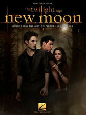 TWILIGHT NEW MOON SONG BOOK PIANO VOCAL GUITAR PVG SONGBOOK