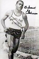 Edwin Skinner * tto * > 3. Olympics 1964/ath-sign. foto