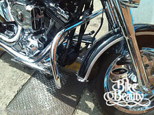 Harley Davidson Softail, FXST Crash Bar HD Fatboy Highway Engine Guard 2000-2016