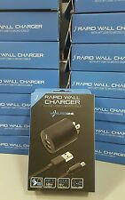 2.1 Amp Rapid Dual USB Wall Charger w/4ft Micro USB Cable for Samsung Motorola