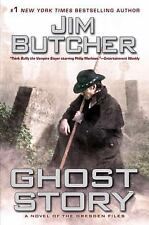 Dresden Files: Ghost Story Book 13 by Jim Butcher (2011, HC DJ) 1st Printing