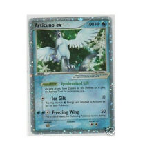 ARTICUNO EX 032 Ultra Rare Black Star Promo Holo Foil Pokemon Card