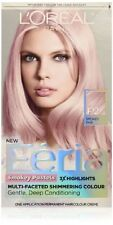 L'OREAL PARIS Hair Color Feria Pastels Dye #P2 SMOKEY PINK, IMPORT FROM USA