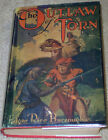 THE OUTLAW OF TORN Edgar Rice Burroughs 1928 G&D partial ORIGINAL dust jacket