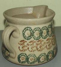 KRUG  Milchkrug Töpferware für Kohleherd  um 1920