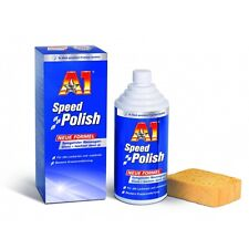 (28,80€/L) DR.WACK A1 SPEED POLISH LACKPOLITUR AUTO LACK POLITUR 500ML 2700