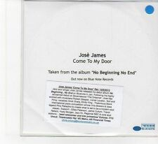 (FB829) Jose James, Come To My Door - 2013 DJ CD