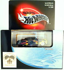 HOT WHEELS DEBBIE CHISHOLM MEMORIAL FOUNDATION '49 MERC DAVE CHANG DESIGN 1/5000