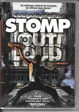 DVD ZONE 2--SPECTACLE--STOMP--OUT LOUD 1998