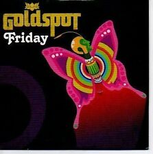 (N356) Goldspot, Friday - DJ CD