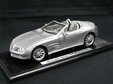 Mercedes-Benz Vision SLR Roadster 1:18 Silver (JS)