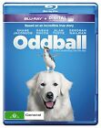 ODDBALL (Shane Jacobson) - Blu Ray - Sealed Region B