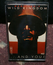 Manitoba's Wild Kingdom And You PROMO TAPE RARE 1990 Punk Metal Dictators OOP