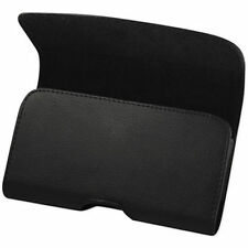 Belt Clip leather Holster Pouch case cover  For Metro/TMobile Coolpad Catalyst