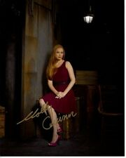 MOLLY C. QUINN signed autographed CASTLE ALEXIS photo