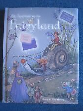 An Invitation to Fairyland: A magical story told with letters - hardback book
