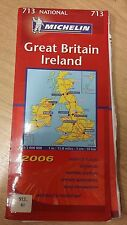 713 Great Britain And Ireland: Michelin Map (M19)