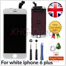 iPhone 6+ Plus Replacement LCD Screen And Digitizer - white Fast Delivery Uk