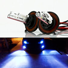 2x XENON HID Bulbs H4 9003 10000K Deep Blue 35W AC 2008 09 Scion XD Headlight