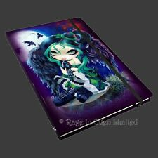 *PERCHED & SAT* Strangeling Hardback Journal Notebook By Jasmine Becket-Griffith