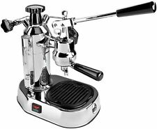 La Pavoni  EUROPICCOLA CROME – EL Lever Espresso Machine 220V Made in Italy!