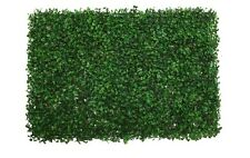 6 Artificial Boxwood Mat In Outdoor Grass Hedge Wall Patio Fence Gate Plant 9106