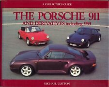 Porsche 911 Collector's Guide including 959 by Michael Cotton - book