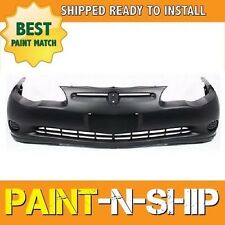 NEW Fits: 2000 2001 2002 2003 2004 2005 Chevy Monte Carlo Front Bumper Painted