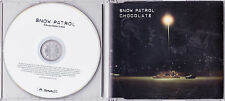 Snow Patrol - Chocolate - Scarce 1 track promo CD