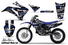 YAMAHA TTR 125 Graphic Kit AMR MX Racing # Plates Decal Sticker TTR125 08-13 SHB