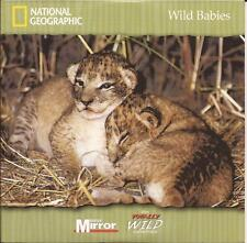WILD BABIES --- National Geographic - DVD