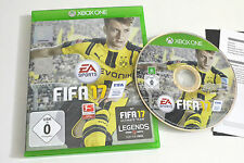 FIFA 17 - EA SPORTS - XBOX ONE SPIEL - DEUTSCHE VERSION - TOP GAME !