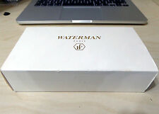 Waterman Paris - W1621592 Man 200 Rhapsody Red Ripple Fountain Pen Boxed