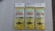 15pcs bags of sabiki,squid jigs ,squid hooks ,