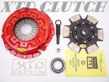 XTD STAGE 3 CERAMIC CLUTCH KIT FITS 1990-1996 300ZX TWIN TURBO VG30DETT 3.0TT