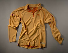 Howler Brothers Women's LOGGERHEAD Shirt ~ Country Orange NEW ~ Large Closeout