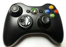 Genuine Microsoft Xbox 360 Wireless Controller, black