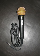 JVC Dynamic Karaoke Microphone PEAC 0395 Music Singing PL connector wire