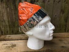 BLIZZARD SURVIVAL BEANIE - Emergency Foil Space Blanket Thermal Hat Bushcraft