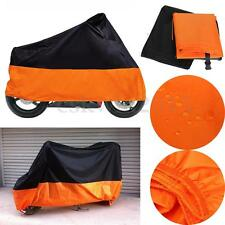 XXL Outdoor Motorcycle Rain Cover For Harley Davidson XL Sportster 1200 Custom