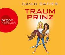 Safier, David - Traumprinz - CD