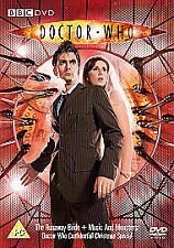 Doctor Who : The Runaway Bride (2006 Christmas Special)  DVD David Tennant, Cath
