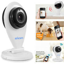 Network Wireless IP Camera WiFi Night Vision Home Security For Android iPhone