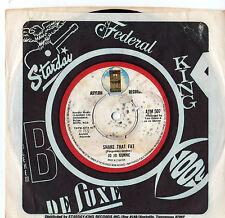 """Jo Jo Gunne - Shake That Fat 7"""" Single 1972"""