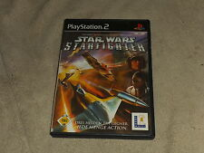Star Wars Starfighter Sony Playstation 2