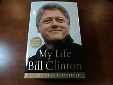 BILL CLINTON  Signed Authentic MY LIFE  1st VINTAGE BOOK Edition - PSA DNA LOA
