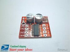 1.5A Mini Dual Channel DC Motor Driver Module Beyond L298N PWM Speed control