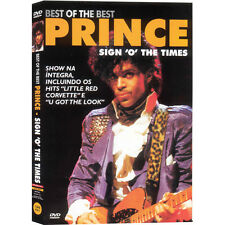 Best of The Best (Prince: Sign O The Times) (DVD,All,New,Keep Case)