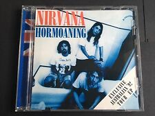 Nirvana Hormoaning EP Rare 1992 Australian CD - Grunge, Rock, Foo Figthers Sale